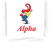 Alpha Course logo
